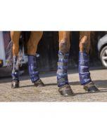 Ekkia Nylon Shipping Boots blauw