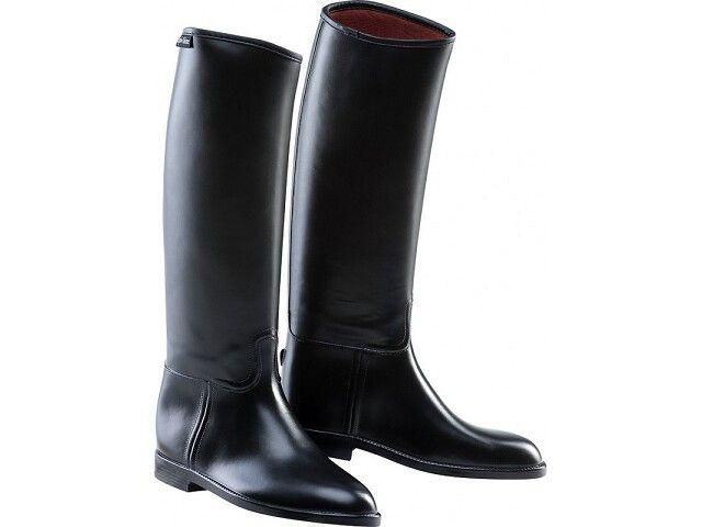 EquiTheme Rubberen Laarzen zwart