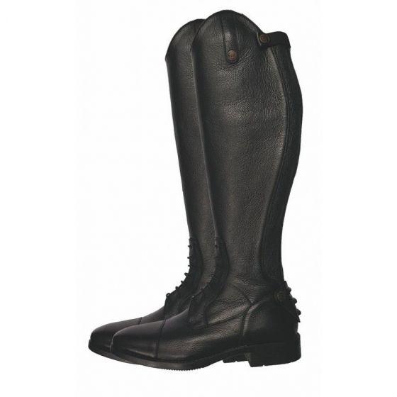 HKM Latinium Style Laarzen lang M zwart