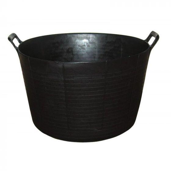 Hippo Tonic Flex Tub 75 Liter zwart