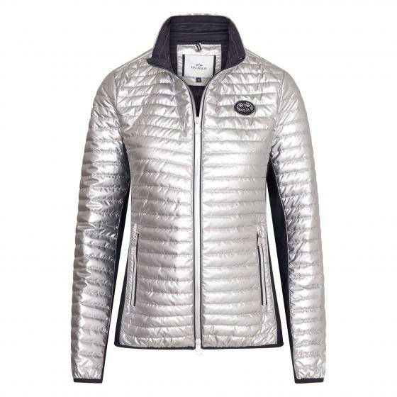 HV Polo Jacket Mallet beige