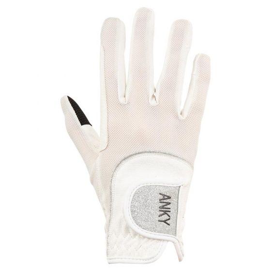 Anky Handschoenen Mesh wit