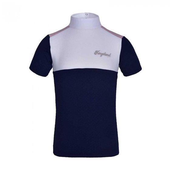 Kingsland Show Shirt Lola navy