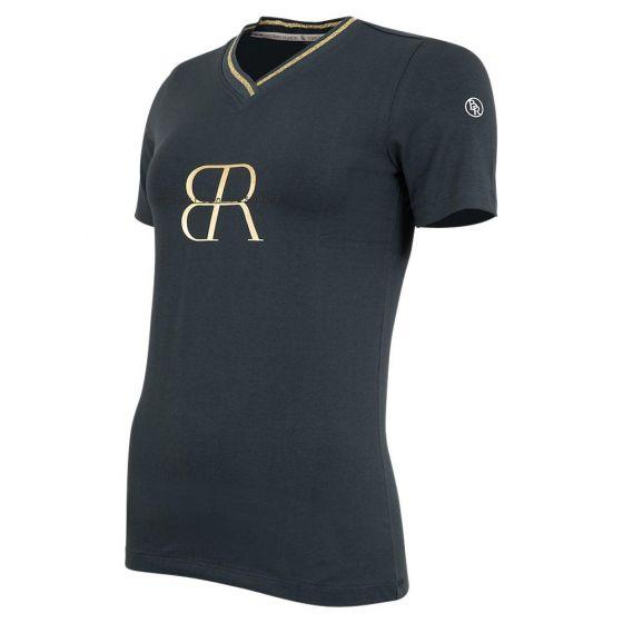 BR Shirt Rosaline Blueberry