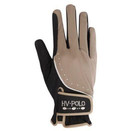 HV Polo Handschoenen Wayomi Taupe beige