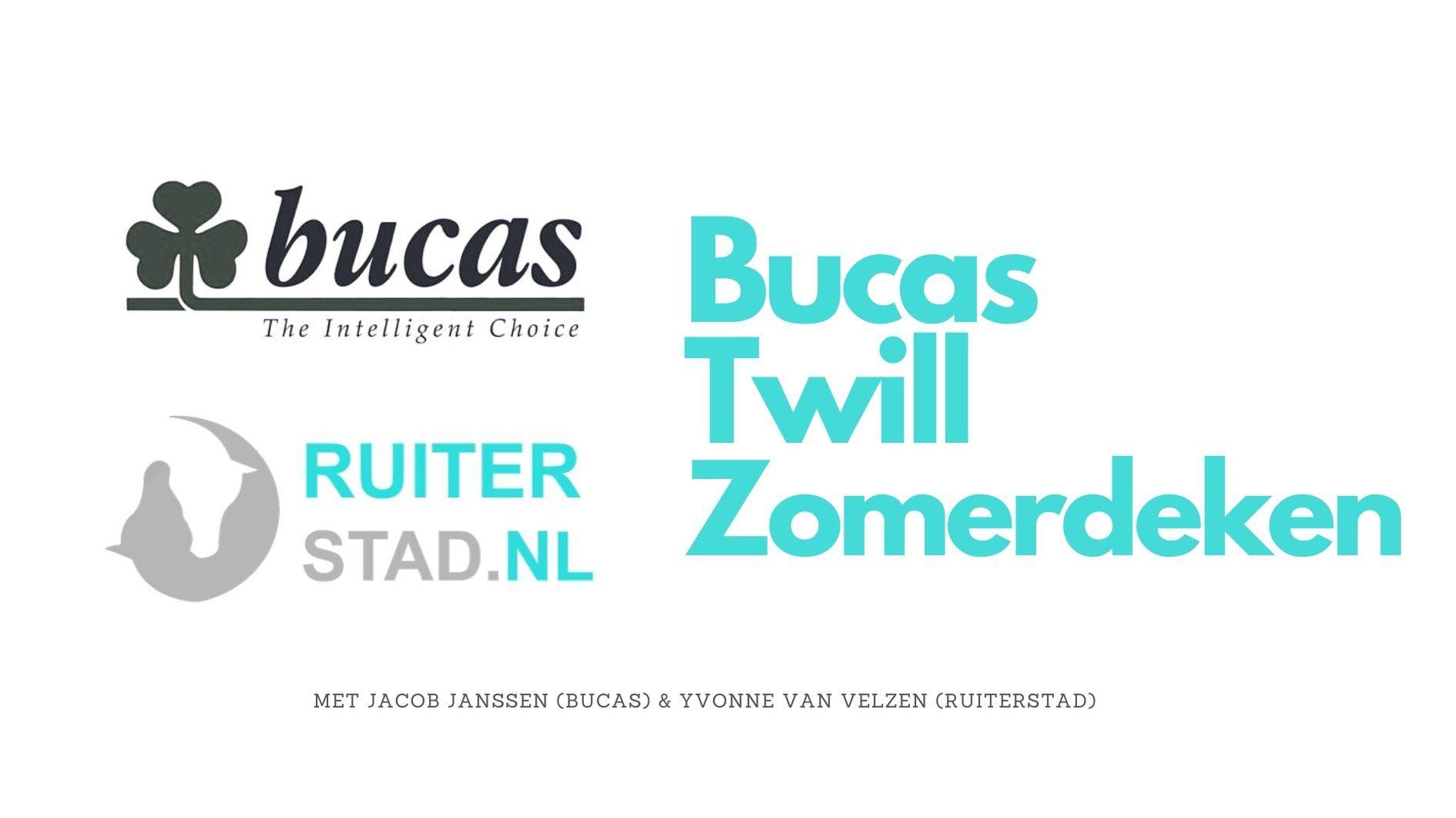 Bucas Twill Zomerdeken *video*!